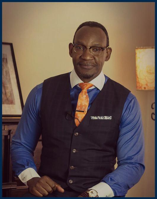 Derek Bbanga