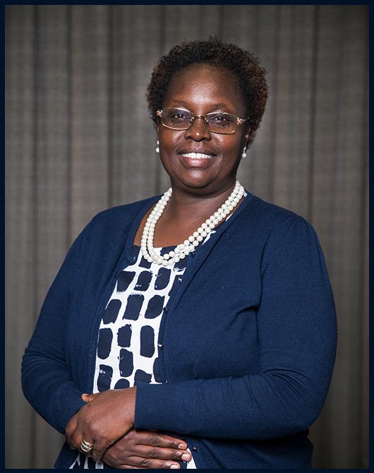 CS Sharon J. Kisire, HSC